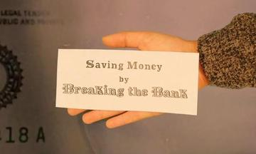 Saving Money by Breaking Bank - NISTory Thumbnail