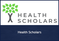 Tile with Health Scholars, Inc. Logo
