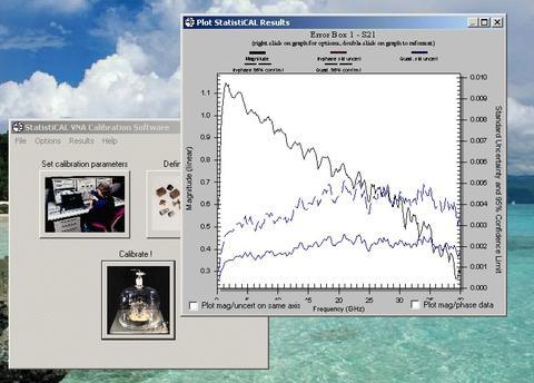 StatistiCAL VNA Calibration Software