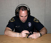 Officer Audio Test