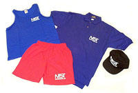 Photo of NIST-logoed merchandise