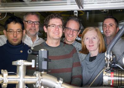 group photo of collaborators