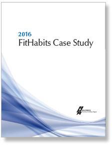 2016 FitHabits Case Study Cover