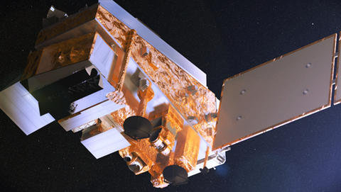 NPP satellite