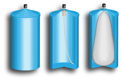 diagrams of aerosol containers