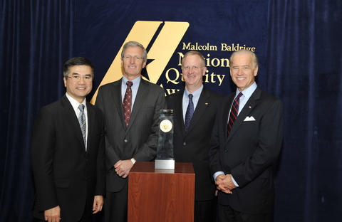 2008 Baldrige award winnerCargill Corn Milling North America.