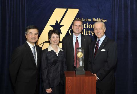 2008 Baldrige Award winner Poudre Valley Health System.