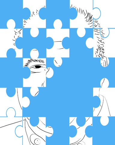 Puzzle Illustration
