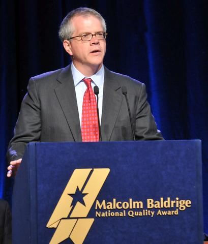 Commerce Deputy Secretary Andrews Speaks at Baldrige Award Ceremony 4-12-15