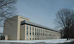 Photo of NIST G'burg Lab Building