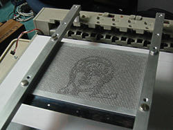 NIST Prototype Tactile Visual Display of a woman's face