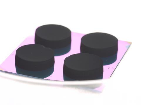 carbon nanotube arrays (VANTAs)