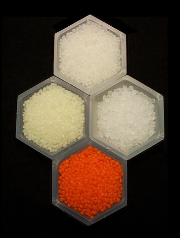 NIST polymer reference materials