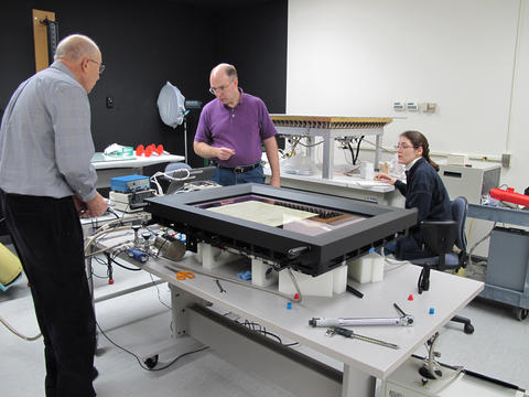 Magna Carta at the Archives Conservation lab