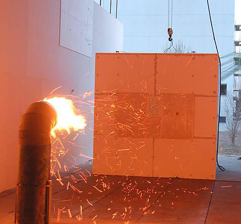 Firebrand Generator