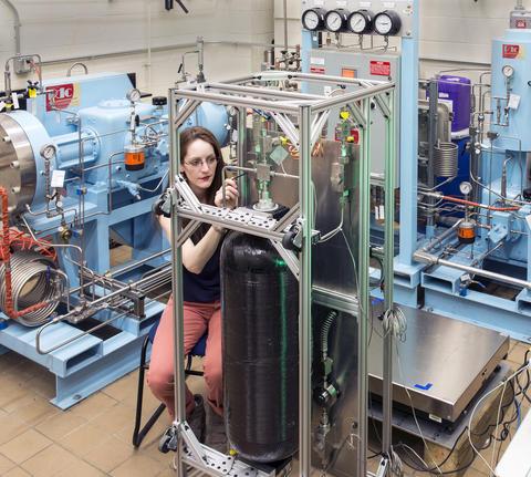 NIST's Jodie Pope