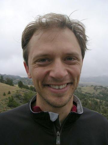 headshot of Daniel S. Hussey