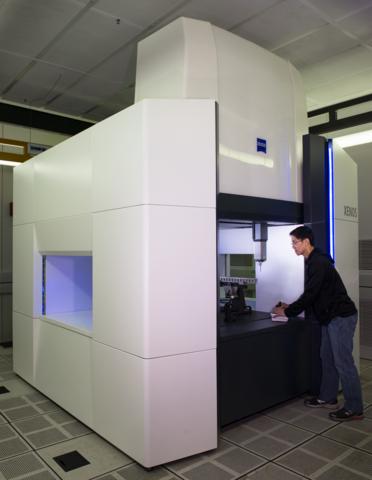 Xenos coordinate measuring machine