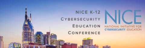 NICE k12 conference screen