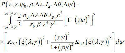 Schwinger equation for SURF III.