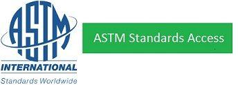 ASTM Standards Access