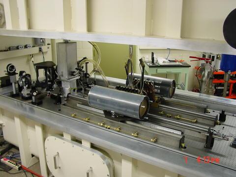 2-m FT spectrometer