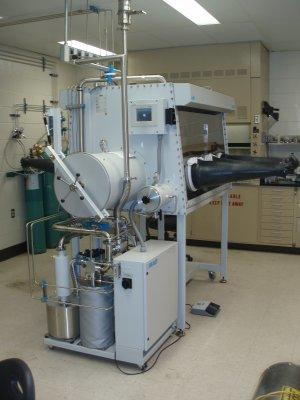 MBRAUN LabMaster 130 Glovebox