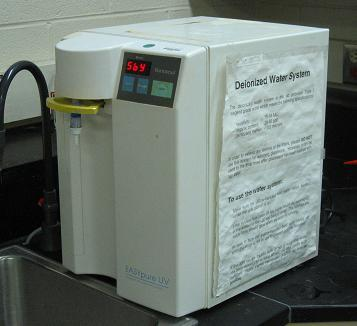 Barnstead EASYPure UV Water Purification System