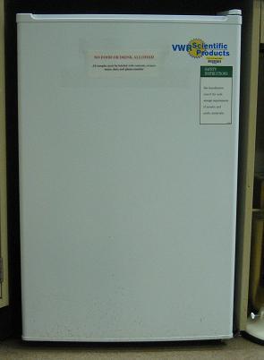 VWR Refrigerator