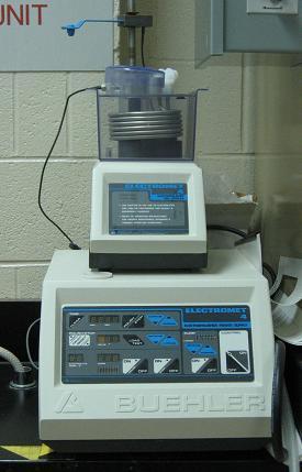 Buehler Electromet Polisher/Etcher