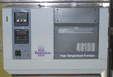 Thermolyne 46100 Chamber Furnace
