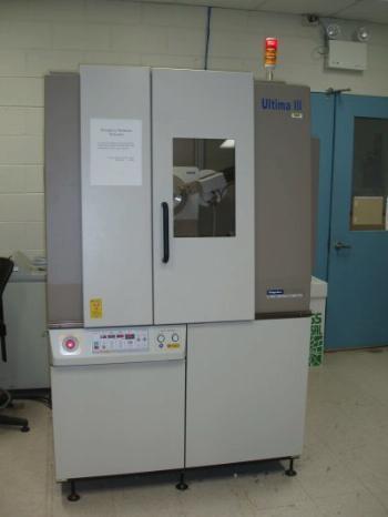 Rigaku Ultima III X-Ray Diffractometer