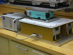 Herzan AVI-400 Vibration Isolation Table