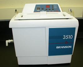 Branson 3510-DTH Ultrasonic Cleaner