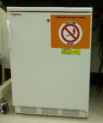 Thermo Scientific 3556 Flammables Refrigerator