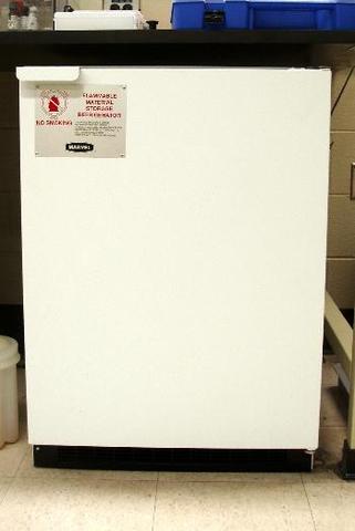 Marvel Flammables Refrigerator