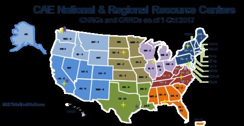 NICE CAE Resource Centers