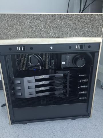 NVIDIA® DGX™ Station, an AI Supercomputer