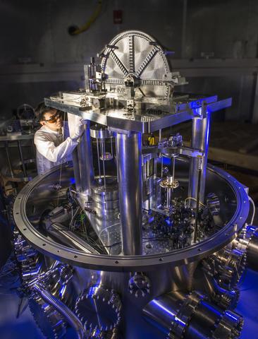NIST-4 Watt Balance