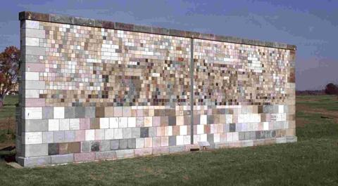 NIST Stone Wall - Full Color