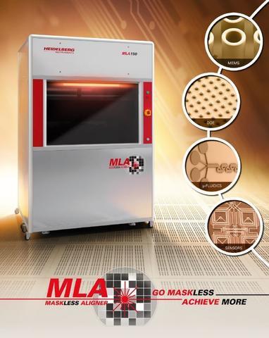 NanoFab Tool:  Heidelberg MLA150 Maskless Aligner