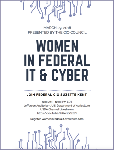 NICE Women in Federal IT