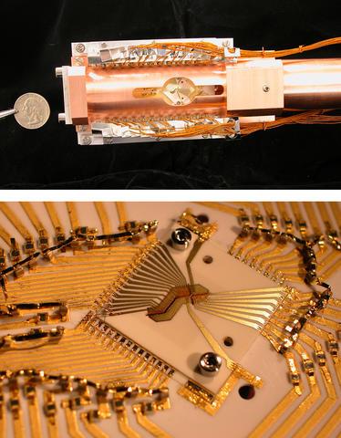 Ion trap composite photo