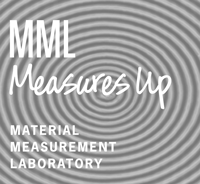 MML Measures Up logo on background of concentric circles