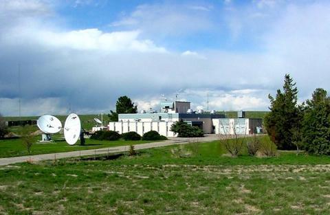 WWV building