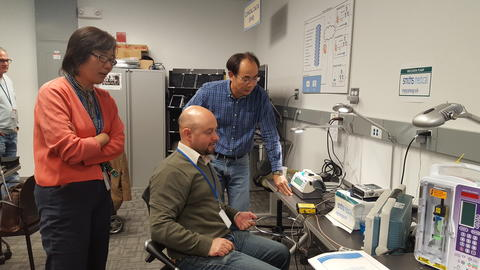 Image of NCCOE Health IT Lab