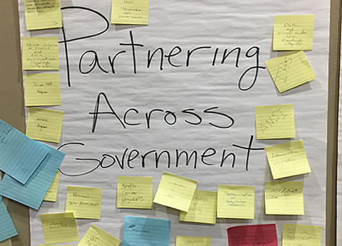 Partnering Across Government