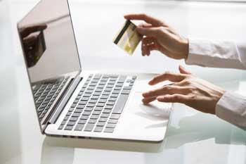 credit card keyboard