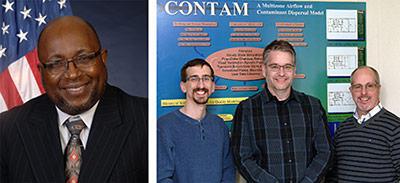 Willie E. May, Brian Polidoro, Steven Emmerich, W. Stuart Dols