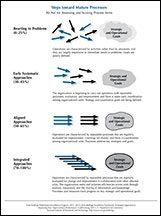 2015–2016 Baldrige Criteria Steps toward Mature_Processes art